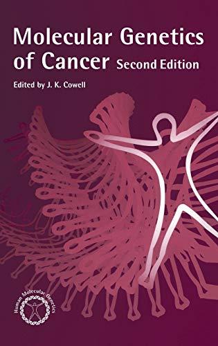 9781859961698: Molecular Genetics of Cancer (Human Molecular Genetics)