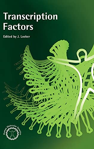 9781859961827: Transcription Factors (Human Molecular Genetics)
