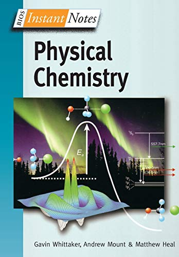 9781859961940: BIOS Instant Notes in Physical Chemistry