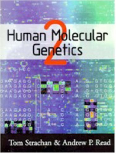 9781859962022: Human Molecular Genetics