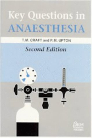 9781859962206: Key Questions in Anaesthesia
