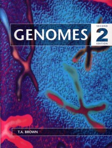 9781859962282: Genomes 2