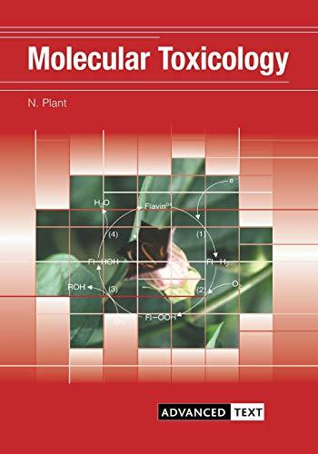 9781859963456: Molecular Toxicology (Advanced Texts)
