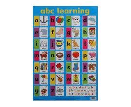 ABC Learning Wall Chart (Byeway Wall Charts)