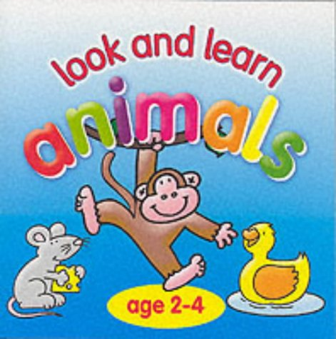 9781859976722: Animals (Look & Learn)