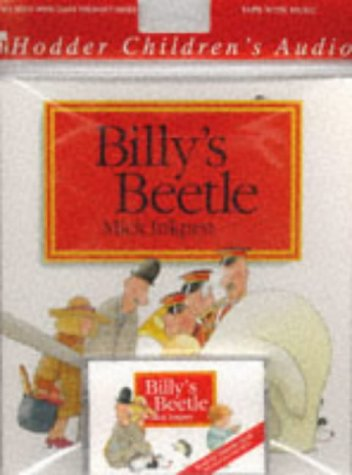 9781859980743: Billy's Beetle (Book & Tape)