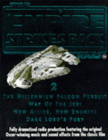 9781859986998: Star Wars: the Empire Strikes Back: The Millennium Falcon Pursuit / Way of the Jedi / New Allies, New Enemies / Dark Lord's Fury (Vol 2)