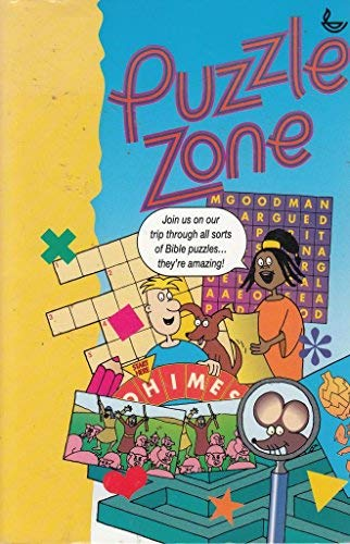 9781859991862: Puzzle Zone (Let's Go: Discovery)