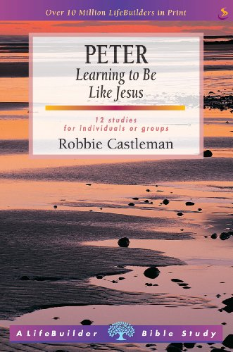 9781859993705: Peter: Learning to Be Like Jesus