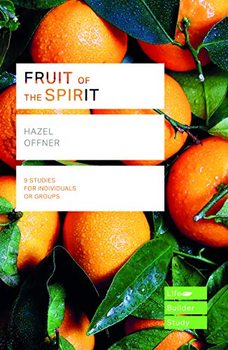 9781859993729: Fruit of the Spirit: 9 Studies for Individuals or Groups