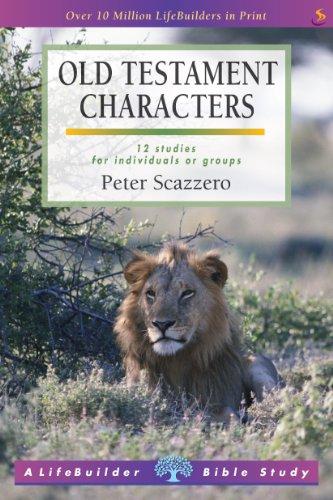 9781859993828: Old Testament Characters (Lifebuilder)