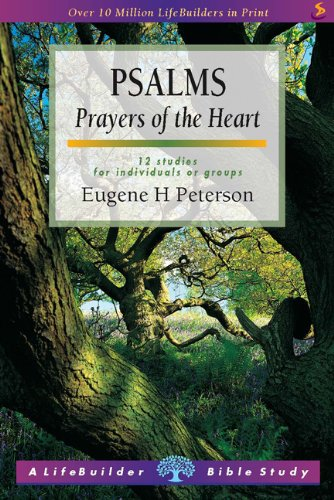 9781859993910: Psalms: Prayers of the Heart (Lifebuilder Bible Study Guides)