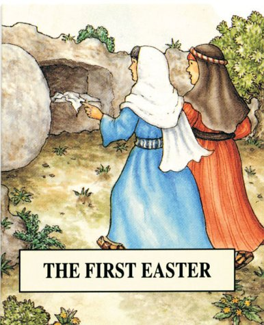 9781859994221: The First Easter (Bible Pebbles)