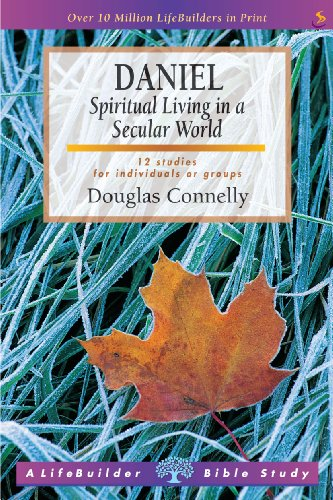 9781859994726: Daniel: Spiritual Living in a Secular World (Lifebuilder Bible Study Guides)