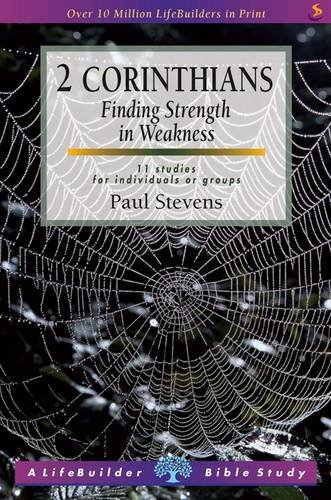 9781859994832: 2 Corinthians Finding Strength in Weakness