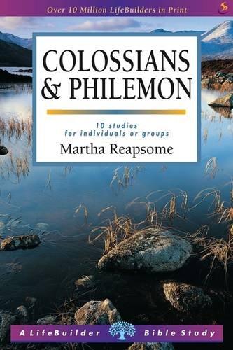 9781859994917: Colossians and Philemon (LifeBuilder Bible Study)