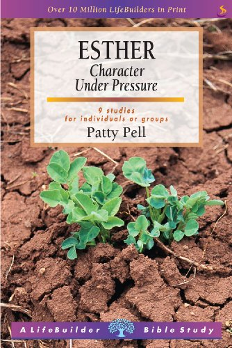 9781859996300: Esther: Character Under Pressure (LifeBuilder Bible Study)