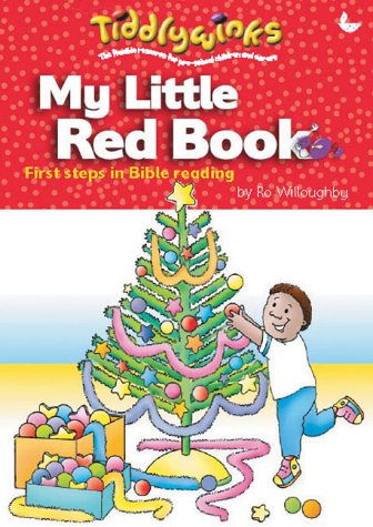 9781859996591: My Little Red Book (Tiddlywinks)