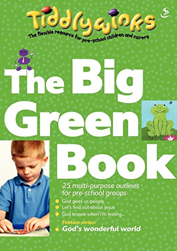 Tiddlywinks The Big Green Book