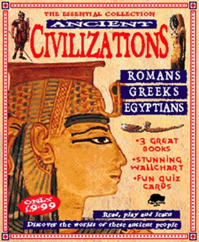 9781860070938: Ancient Civilizations (Boxed Set) (Snapping Turtle Packs)