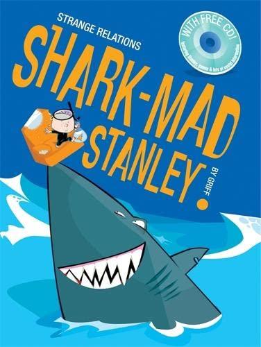 9781860071164: Shark Mad Stanley