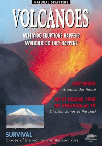 9781860071188: Volcanoes (Snapping Turtle Guides: Natural Disasters)