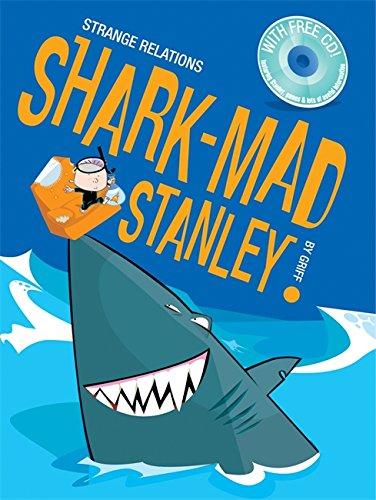 9781860071737: Shark Mad Stanley