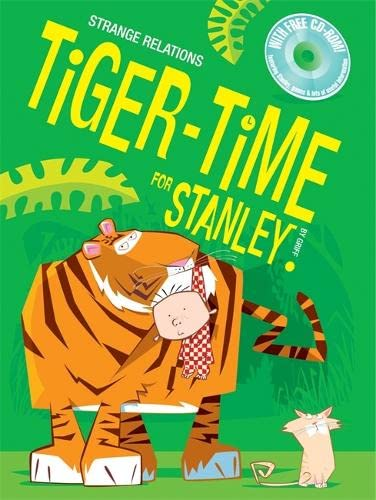 9781860072642: Tiger-Time for Stanley!