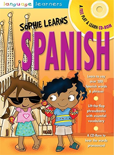 9781860073151: Language Learners: Sophie Learns Spanish