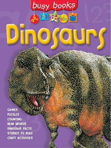 9781860074479: Busy Books: Dinosaurs