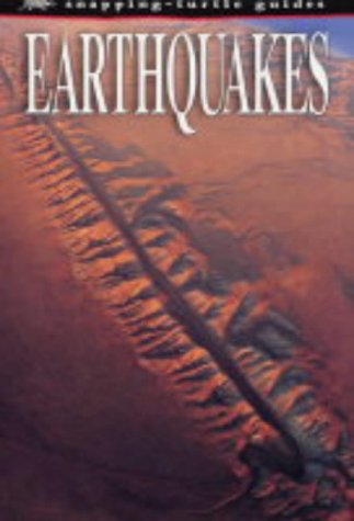 9781860074745: Earthquakes (Snapping-turtle Guides)