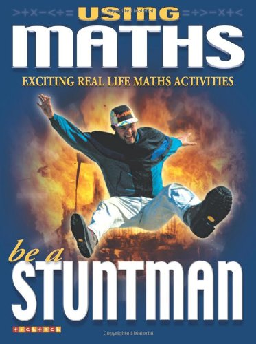 9781860075469: Be A Stuntman (Using Maths)