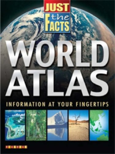 9781860078613: World Atlas (Just the Facts)