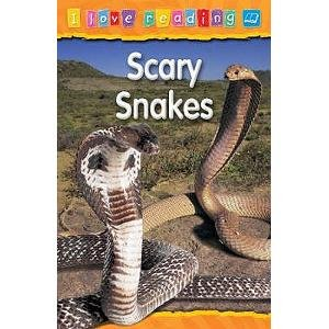9781860079719: Scary Snakes: Blue Reading Level (I Love Reading)