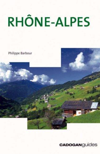 9781860111686: Rhone-Alpes (Cadogan Guide Rhone Alps)