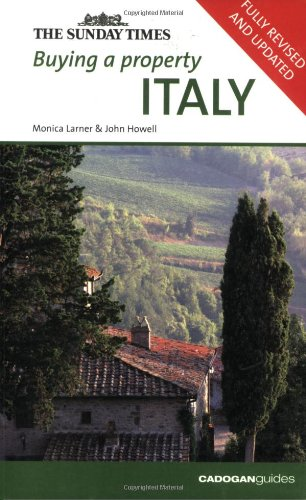 "9781860111785: Buying a Property: Italy (""Sunday Times"" Buying a Property)"