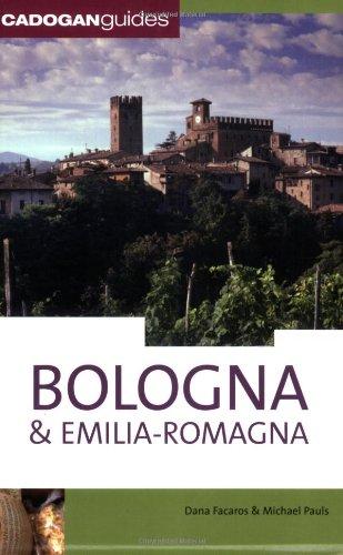 Bologna & Emilia-Romagna, 4th (Country & Regional Guides - Cadogan): Dana Facaros