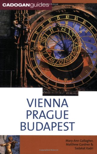 Vienna Prague Budapest, 2nd (Country & Regional Guides - Cadogan)