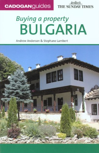 9781860113758: Buying a Property Bulgaria