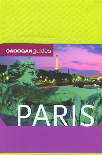 9781860113765: Paris Mini City Guide (Cadogan Guides)