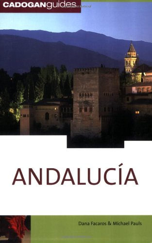 9781860113895: Andalucia, 8th (Cadogan Guides)