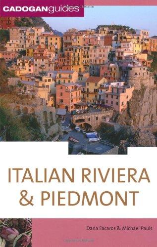 9781860113918: Italian Riviera & Piedmont, 5th (Cadogan Guide Italian Riviera & Piemonte)
