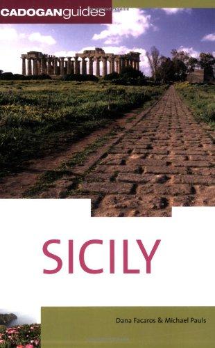 9781860113970: Sicily (Cadogan Guide Sicily)