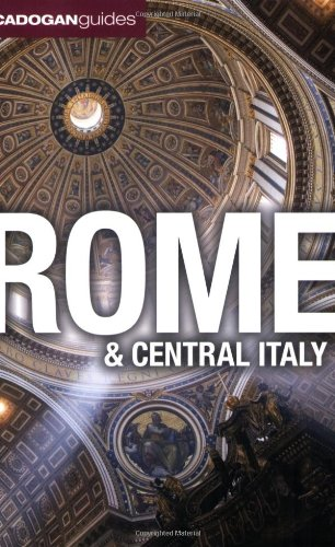 9781860114106: Rome and Central Italy (Cadogan Guides)