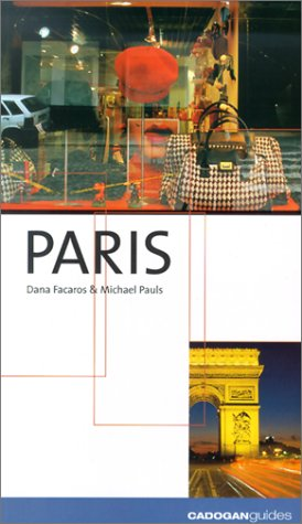 9781860118418: Paris (City Guides - Cadogan)
