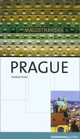 9781860118524: Prague (Cadogan Guides)