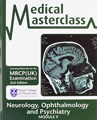 Neurology Ophthalmology & Psychiatry (Medical Masterclass): n/a