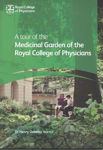 9781860165139: A Tour of the Medicinal Garden of the Royal College of Physicians