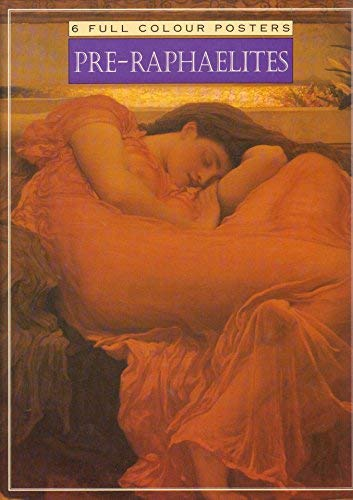 9781860190759: Pre-Raphaelites (Posterbooks)