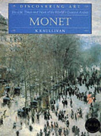 9781860191053: Monet Discovering Art Series